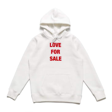 Love For Sale pullover sweaters_Blue