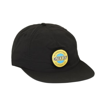 "ONLY NY - ""INTERNATIONAL CLOTHING COMPANY HAT"" (VINTAGE BLACK)"