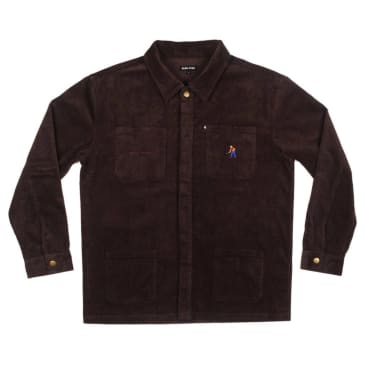 Pass~Port Full Time Painters Cord Jacket - Brown