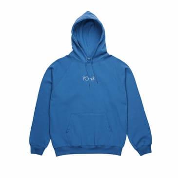 Polar Skate Co. Default Hoodie - Myknos Blue