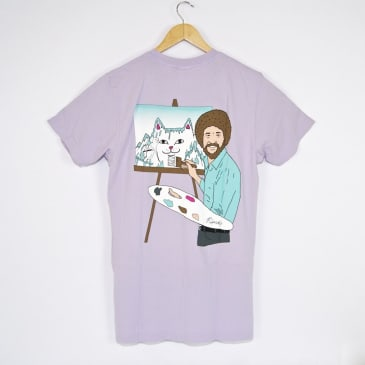 Rip N Dip - Beautiful Mountain T-Shirt - Lavender