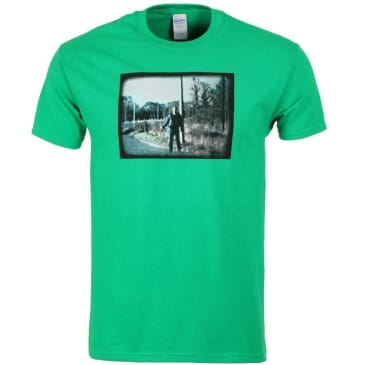 Quasi x Dear Skating Hitchhiker Tee Green