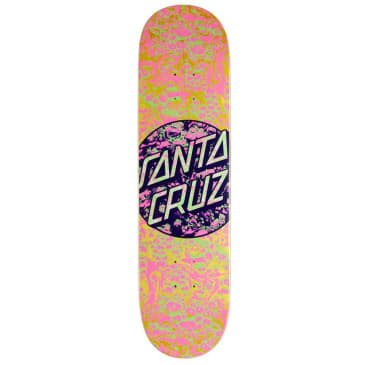 Santa Cruz Skateboards Foam Dot Skateboard Deck - 8.125