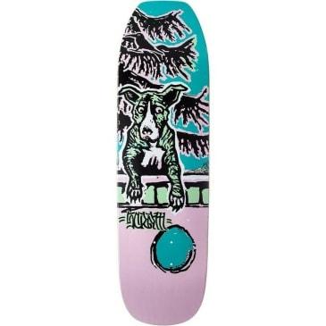 Scram Skates Cinex Shaped Skateboard Deck - 9.00