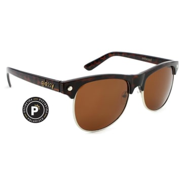 Glassy Shredder Polarized Tortoise