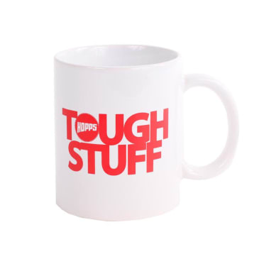 Hopps Tough Stuff Coffee Mug