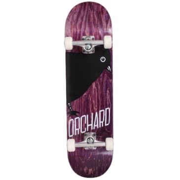 Orchard Bird Complete Purple 8.25""
