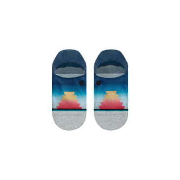 Stance Super Invisible 2.0 Sock - Glass Beach