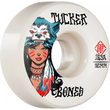 Bones STF Tucker We Are Wolves 52mm 103a V1