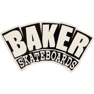 Baker Arch Sticker