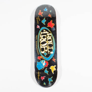 Real Roll For Rob Deck - 8.25""