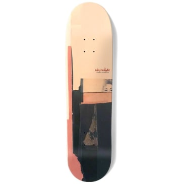 "Chocolate Skateboards - Kenny Anderson Minimals Skidul Deck 8.5"" Wide"
