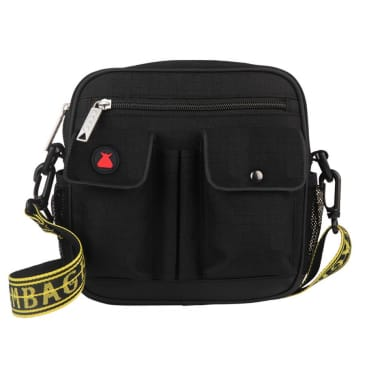 The Bumbag Co - Standard Utility Bag - Black