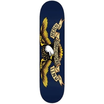 "Antihero Skateboards - X Large Classic Eagle Deck 8.5"" Wide"