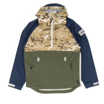 Element x Griffin Fieldstone Anorak Jacket - Woodland Camo