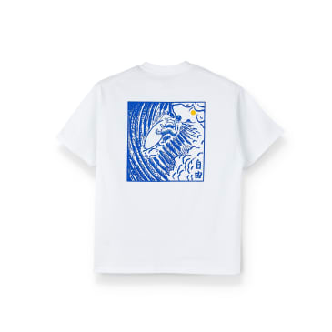 Polar Skate Co Shin T-Shirt - White