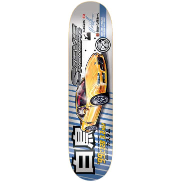 DGK Tuner Stevie Williams Deck 7.9""