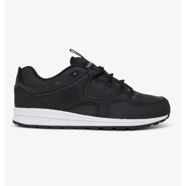 DC Kalis Lite SE Skateboarding Shoes - Black Camo