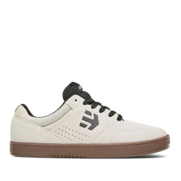 Etnies Marana Skate Shoes - White / Black / Gum