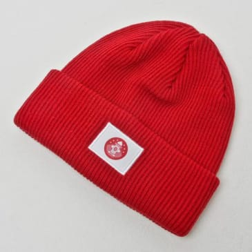 Post Hats & Details Almost Dead Beanie Red
