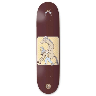 """The Drawing Boards Horse Power Deck - 8.25"""""""