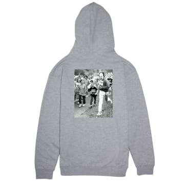 Hockey - Marathon Hoodie - Heather Grey