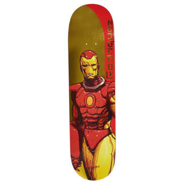 Primitive Paul Rodriguez Iron Man Skateboard Deck - 8.125""