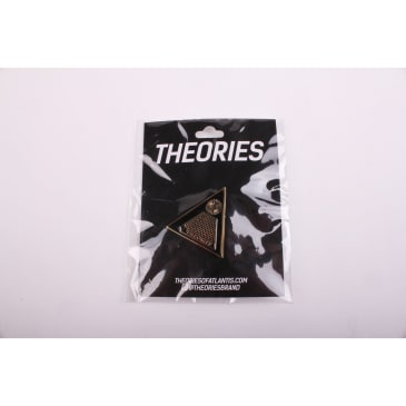 Theories Enamel Pin Theoramid