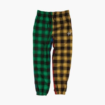 DGK Mismatch Print Trousers - Multicolour