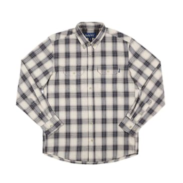 "ONLY NY - ""LODGE FLANNEL"" (EGRET WHITE)"