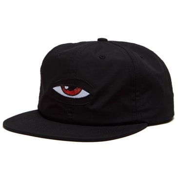 Toy Machine Bloodshot Cap (Black)