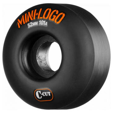 Mini Logo - Mini Logo C Cut Wheels 52mm