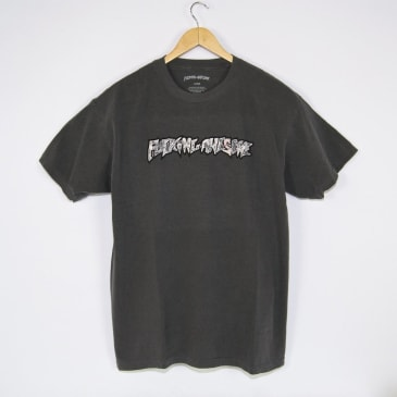 Fucking Awesome - Actual Visual Guidance Pigment Dyed T-Shirt - Pepper