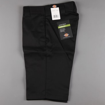 Dickies 'Slim 803' Work Short (Black)