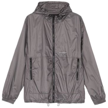 Stussy Tech Ripstop Jacket Grey