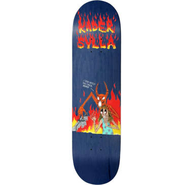 Baker Skateboards Kader Sylla Sorcery Survival Skateboard Deck - 8.25