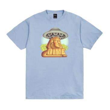 Dime Sphynx T-Shirt - Light Blue