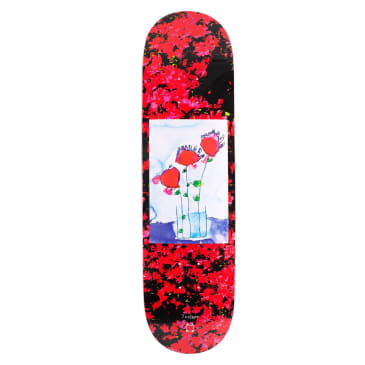 "WKND Jordan Taylor Roses Are Red Skateboard Deck - 8.25"" VA"