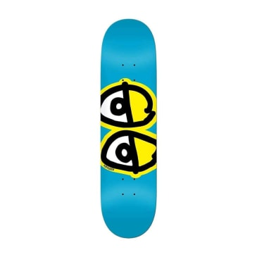 Krooked - Team Eyes Blue Deck 8.38""
