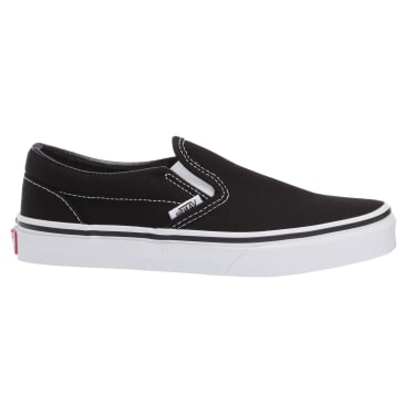 Vans Classic Slip-On - Black / White