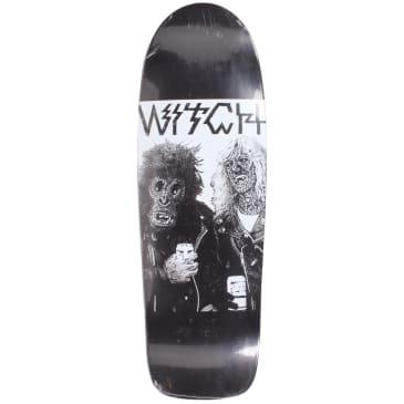 """1939 Witch Deck Black 10"""""""