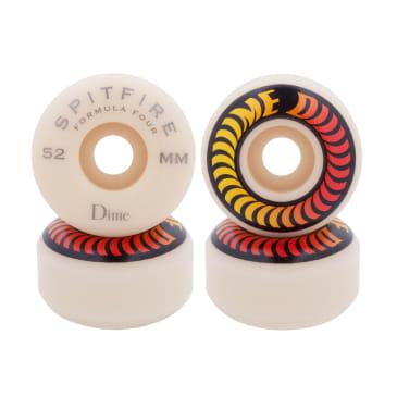 Dime x Spitfire Formula Four Wheels - 52mm