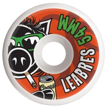 Pig Wheels Jeremy Leabres Vice (C-Line) Skateboard Wheels - 54mm