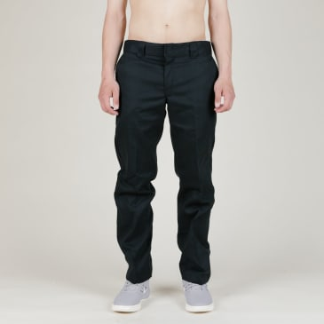 Dickies Slim Flex 873 Work Pant (Black)