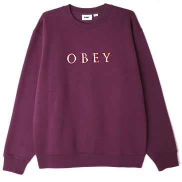 Obey - Curtis Crew - Blackberry wine
