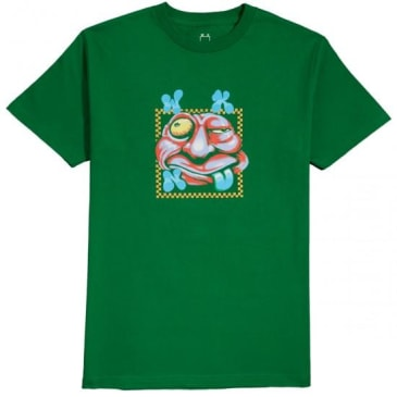 "WKND-""ZOOTED T-SHIRT""(GREEN)"