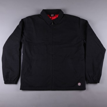 Independent 'ITC Bold' Jacket (Black)
