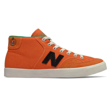 New Balance Numeric 213 Skateboard Shoe - Orange/Black