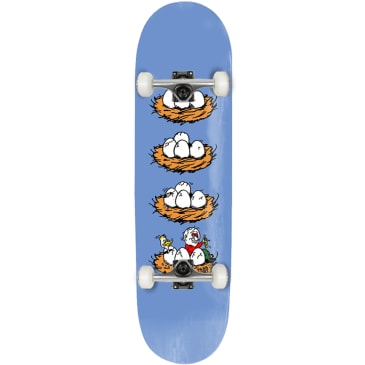 """Pass~Port - What U Thought - Eggs - Complete Skateboard - 8.5"""""""