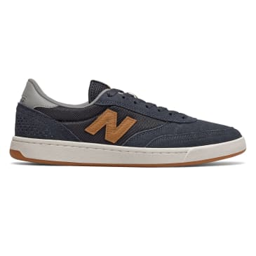 New Balance Numeric 440 Skateboarding Shoe - Black / Brown